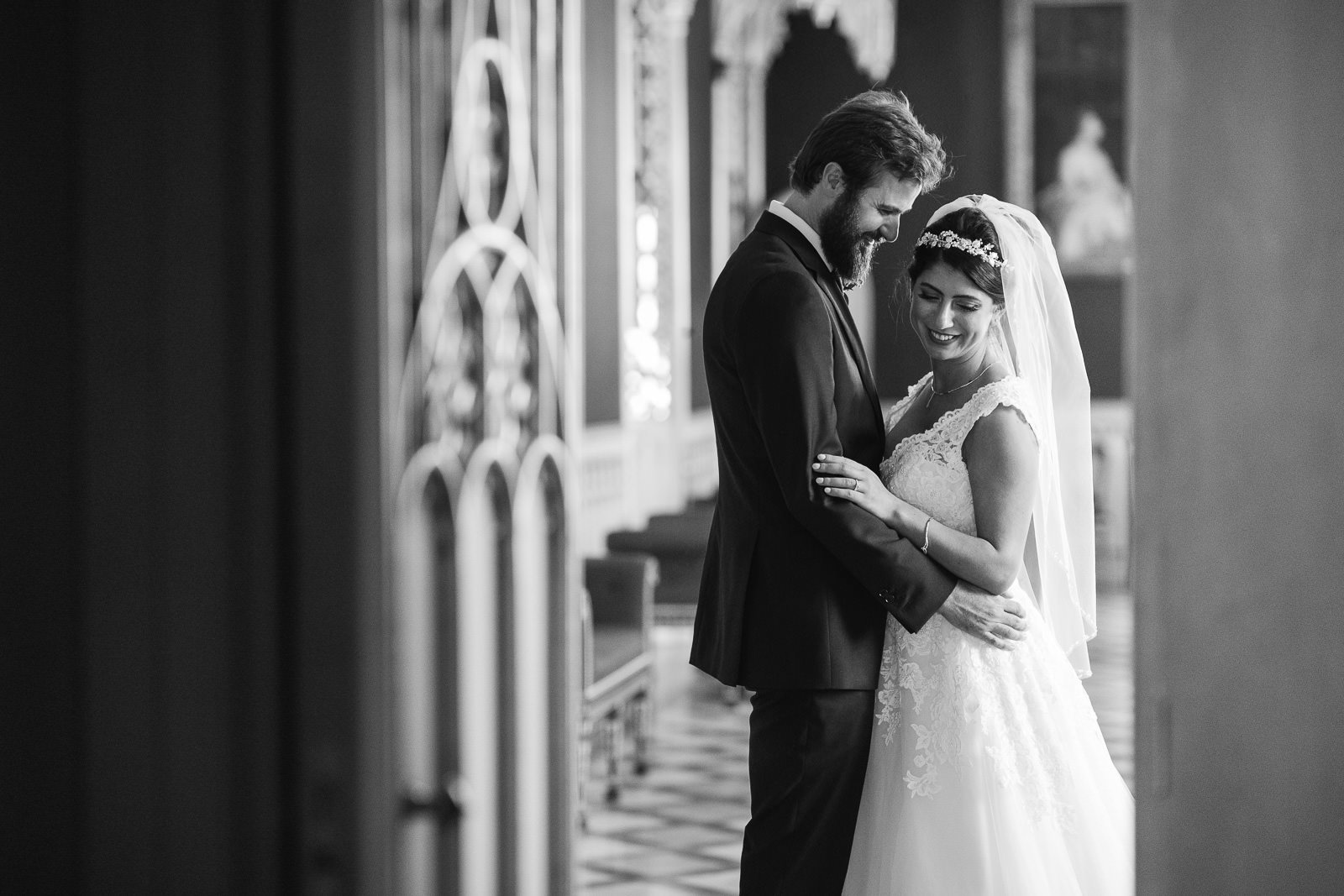 Strawberry Hill House Wedding Photography - Christelle and Nick 26