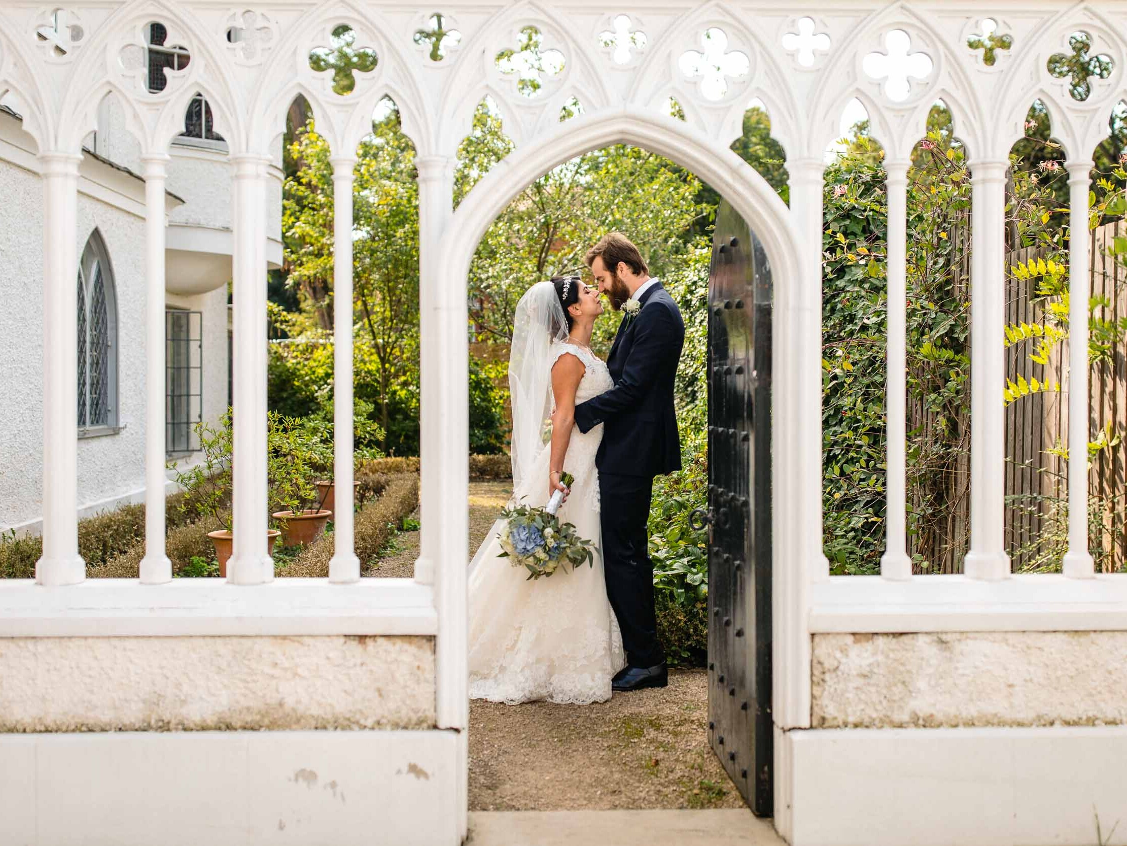 Strawberry Hill House weddings