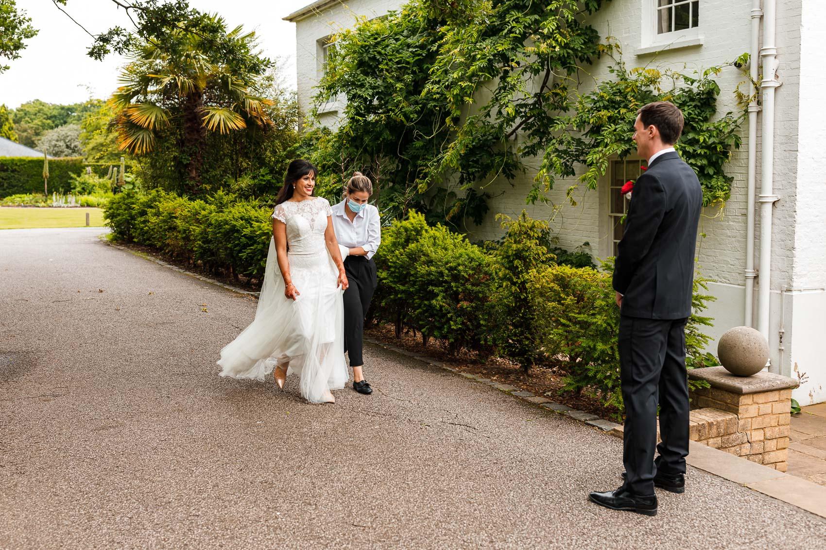 Pembroke Lodge Gorgeous Summer Wedding 24