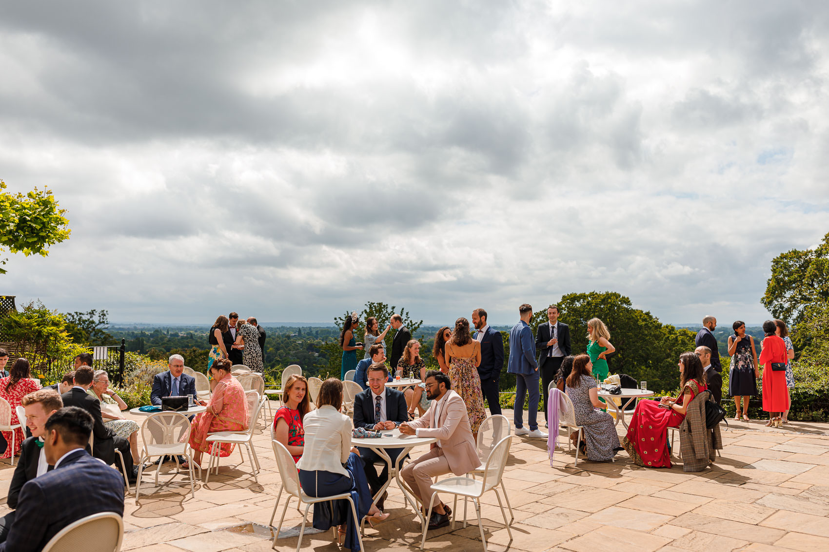 Pembroke Lodge Gorgeous Summer Wedding 18