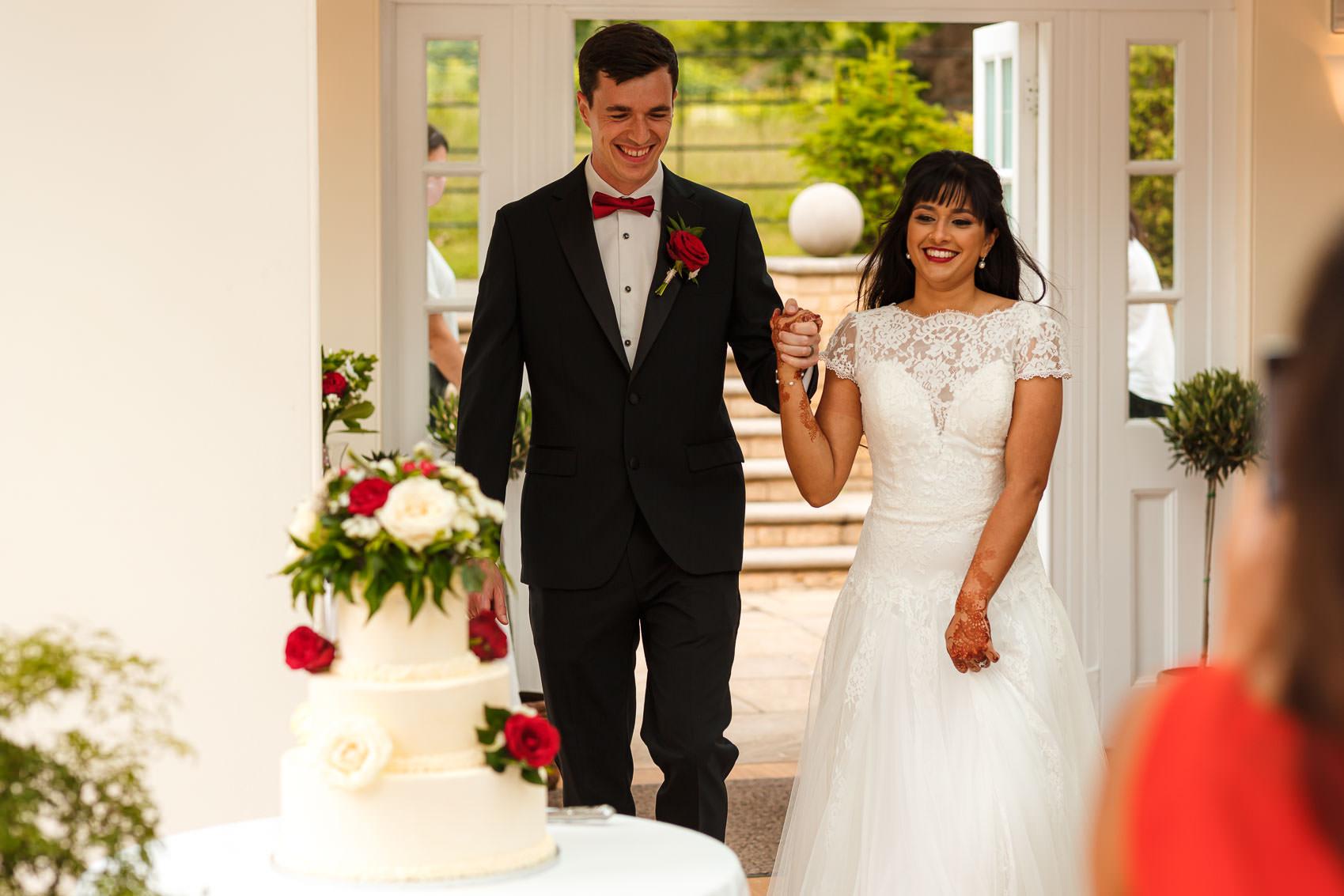 Pembroke Lodge Gorgeous Summer Wedding 25