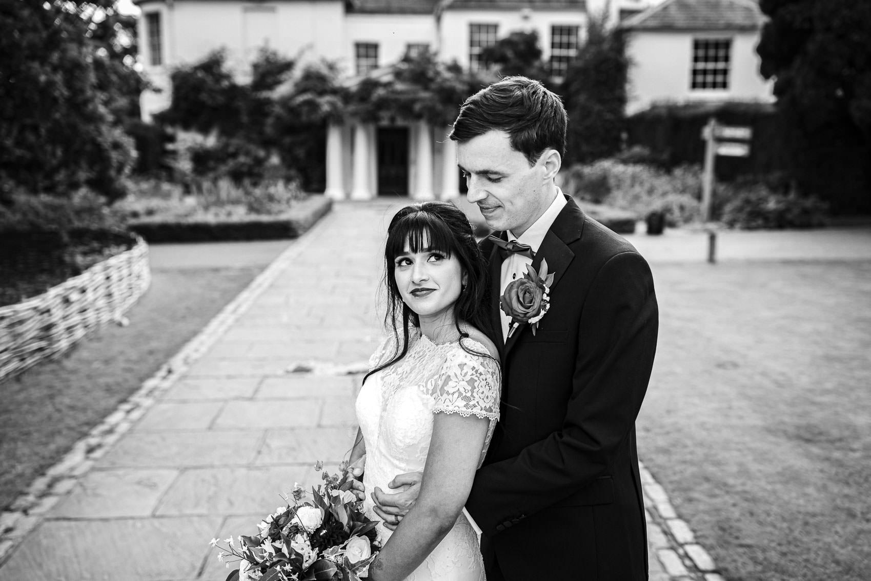 Pembroke Lodge Gorgeous Summer Wedding 36